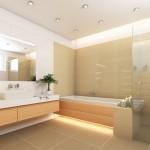 Perfekcyjne wykończenie łazienki
