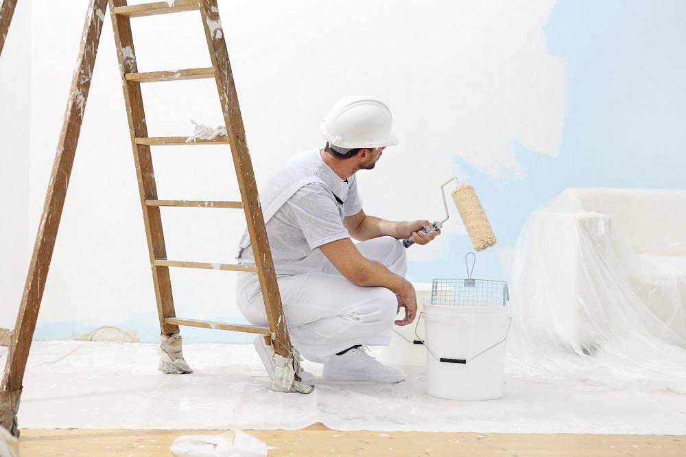 czy malarz pokojowy to popularny zaw d korhan. Black Bedroom Furniture Sets. Home Design Ideas