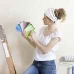 Jak wybrać kolory na ścianę unikając wpadek